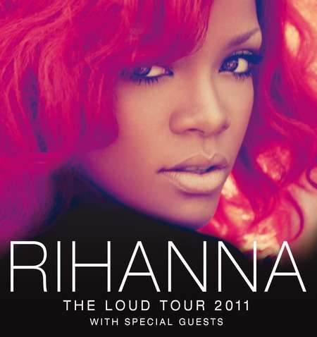 rihanna loud tour tickets. Rihanna Loud Tour : 2 x London